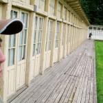 Krimuldas rehabilitācijas centra sauļotavas (Vasaras paviljons)